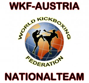 WKF Austria Nationalteam Logo