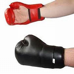 PPF open hands gloves
