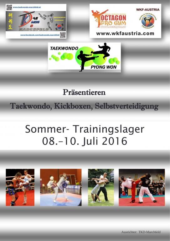 2016 Sommer Trainingslager
